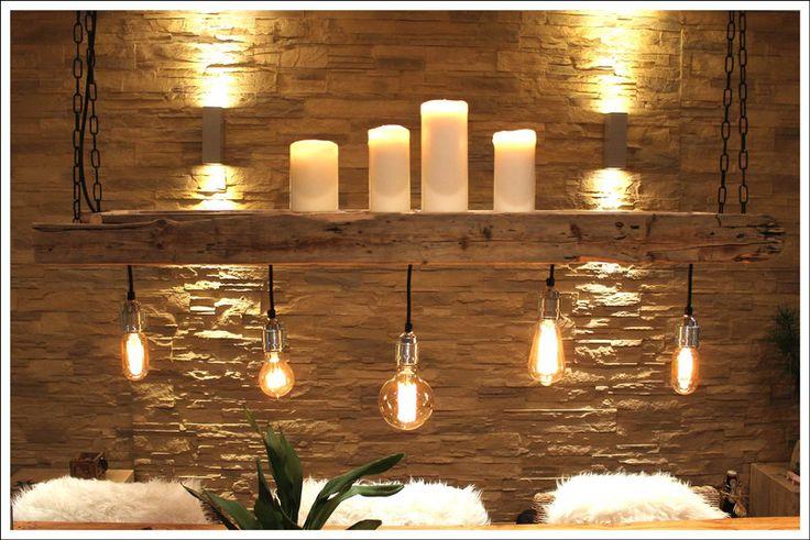 Hängelampen – RETRO LAMPE ★EDISON★ AUS ALTEM …