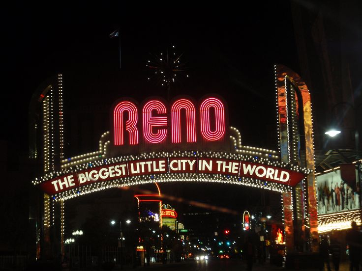 Reno, Nevada & the Grand Sierra Resort: A Perfect Thanksgiving Getaway!