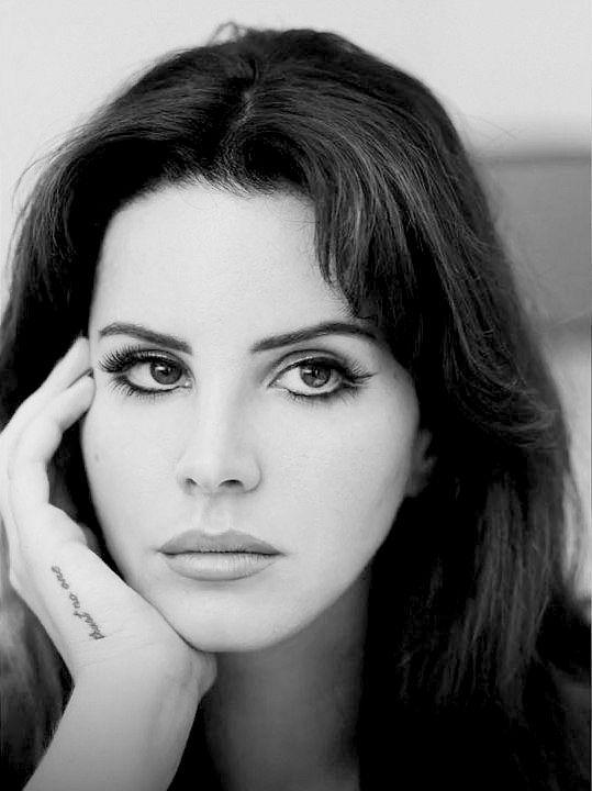 """ Lana Del Rey for Interview Magazine """