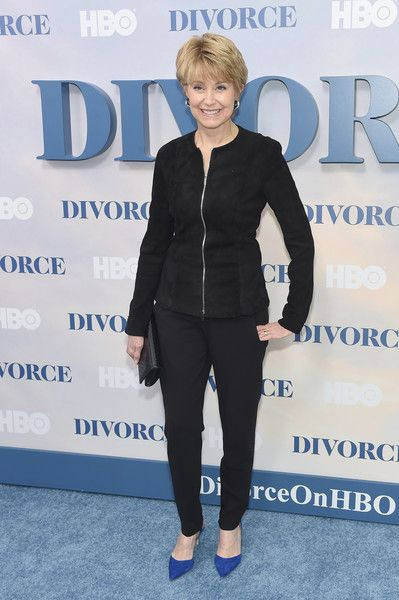 "Jane Pauley Photos - Jane Pauley attends the ""Divorce"" New York Premiere at SVA Theater on October 4, 2016 in New York City. - ""Divorce"" New York Premiere"