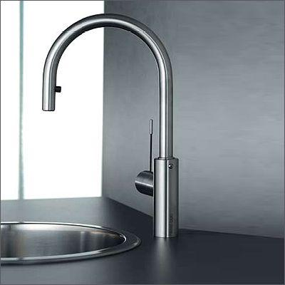 kwc ono kitchen faucet | bath | Pinterest | Kitchen faucets, Faucets ...