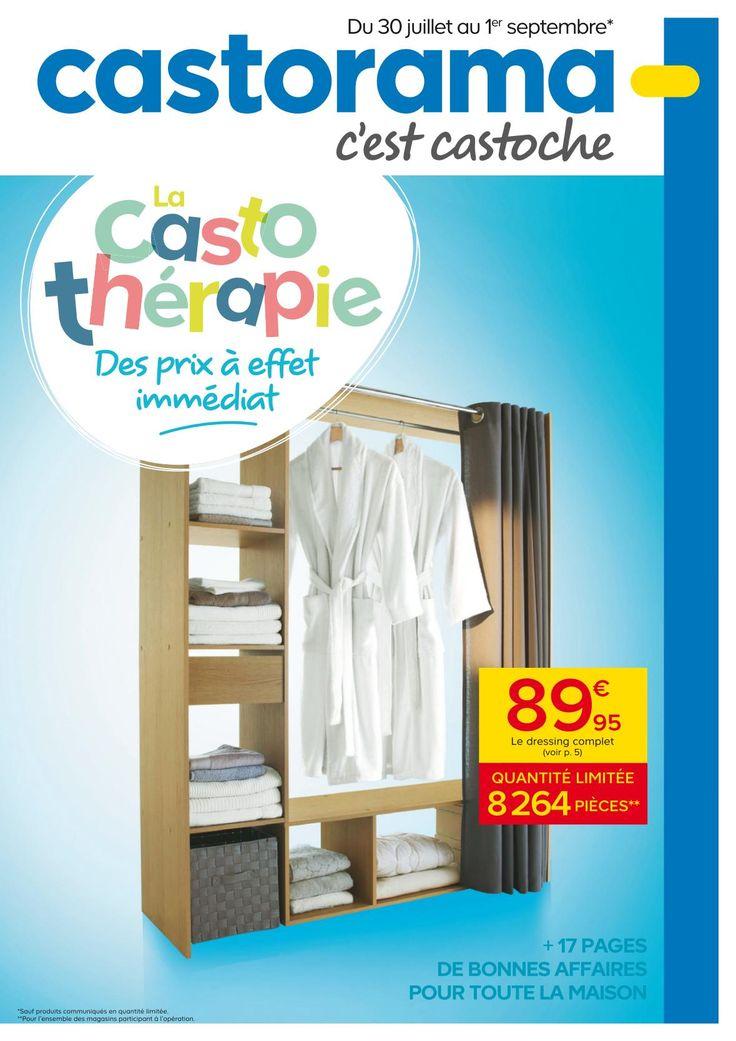Castorama 30 Juillet – 01 Septembre 2014