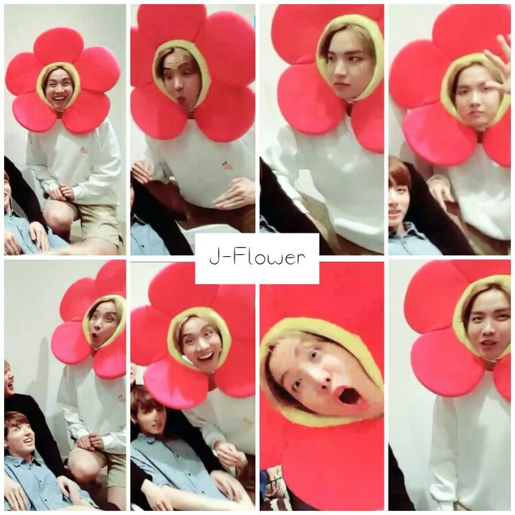 We welcome J-Flower the new Bangtan member! ❤ BTS ~chuseok greeting~ Live on Vapp #BTS #방탄소년단