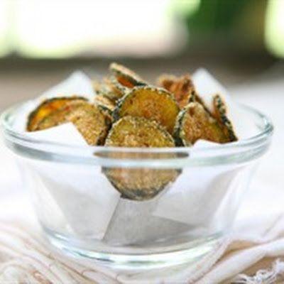 Oven Fried Zucchini Recipe - Key Ingredient