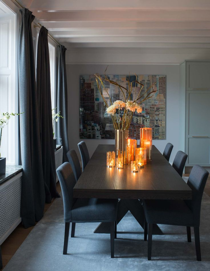 Dining table from Slettvoll