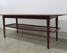Otto Larsen Coffee Table 1960s - The Vintage Shop