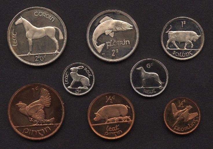 ireland coin set - Google Search