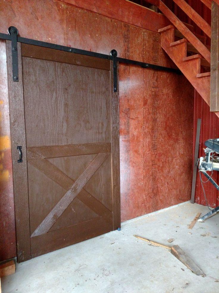 Best 10 Barn Door Track System Ideas On Pinterest