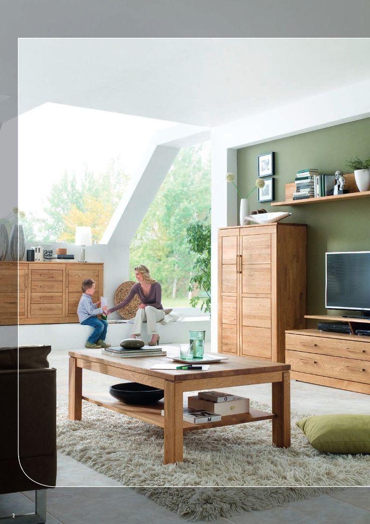 Wohnen - Markant Möbel Massivholzspezialist