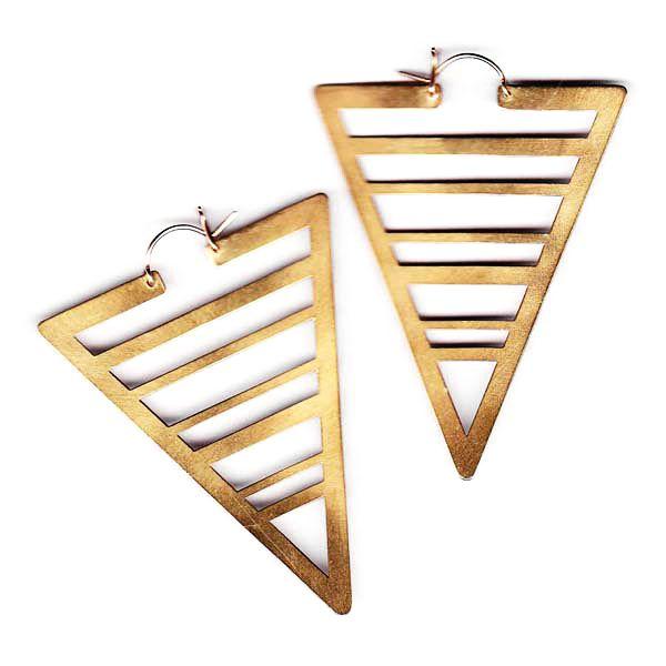 Lila Rice: Pyramid Hoops.