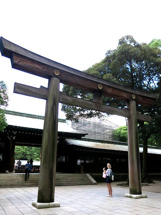 Tokyo Tales Part 2: Harajuku (Takeshita Street & Meiji Shrine) - A new blogpost about my adventures in Japan <3