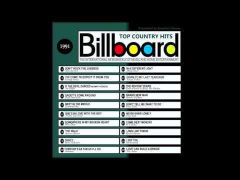Billboard Top Country Hits 1975 (2016 Full Album) - YouTube