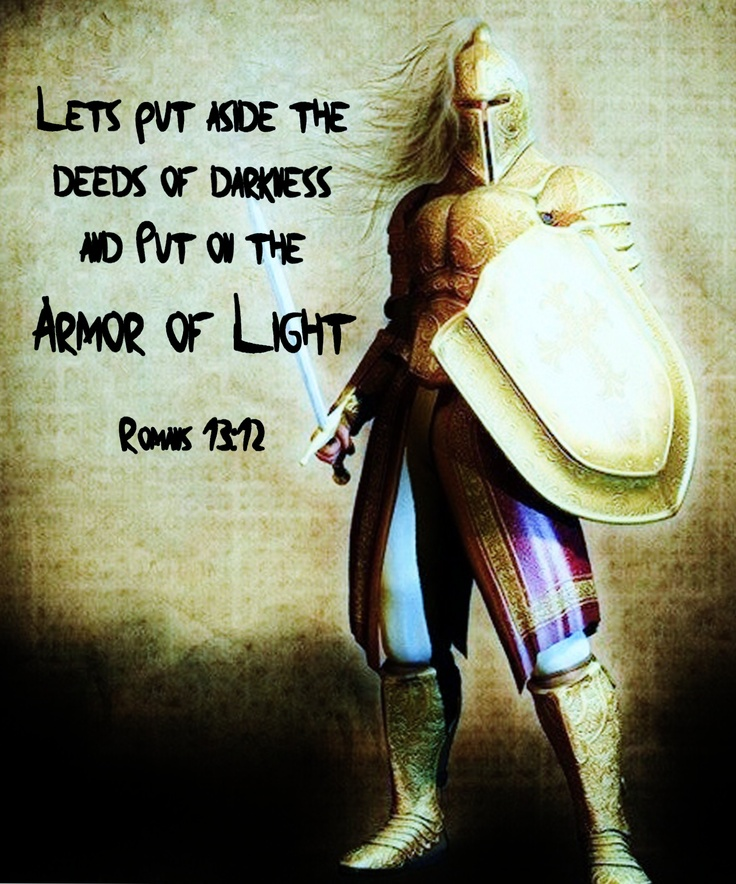 421 Best Images About All About The Armor Of God On