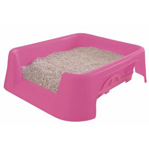 Kattenbak roze
