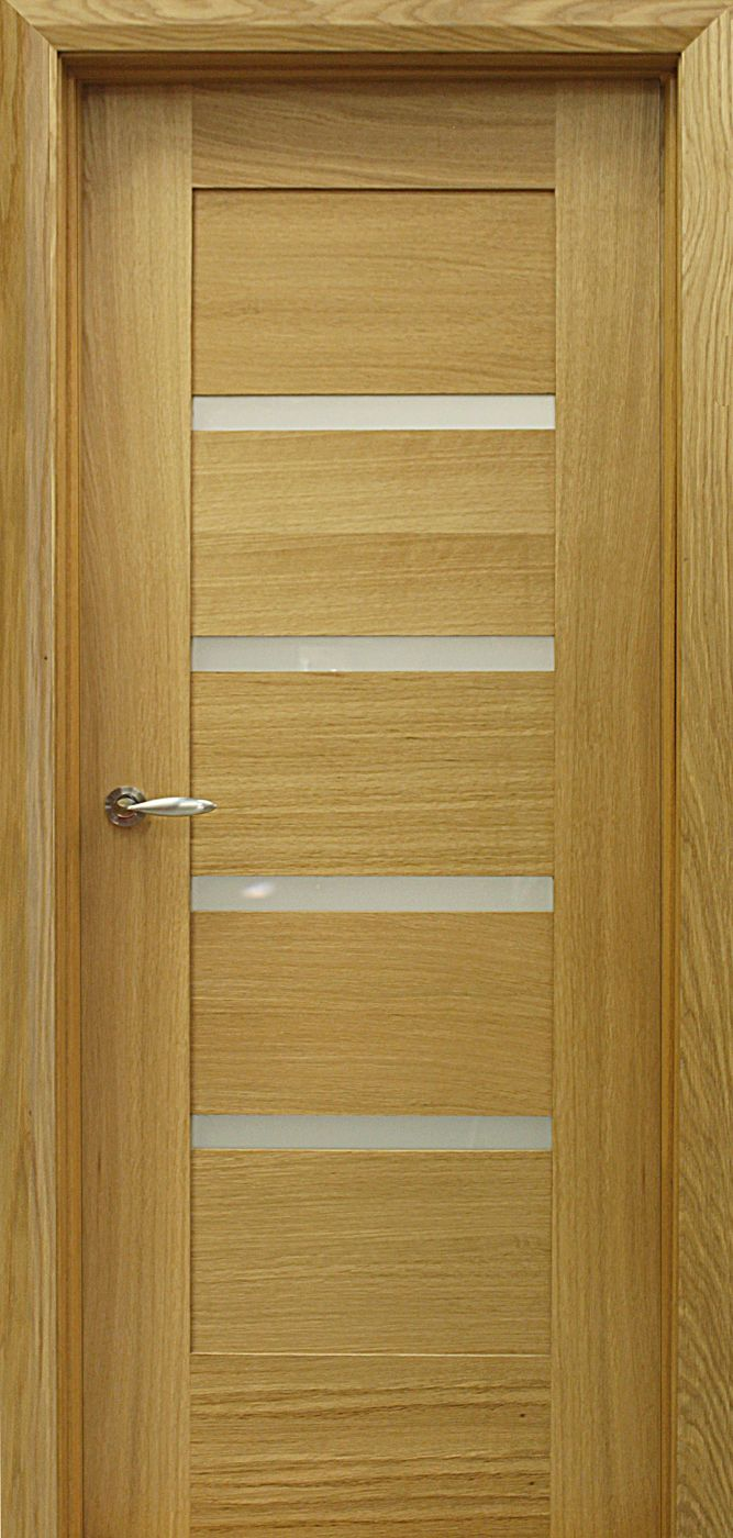 Shaker Vision (40mm) | Internal Doors | Oak Doors