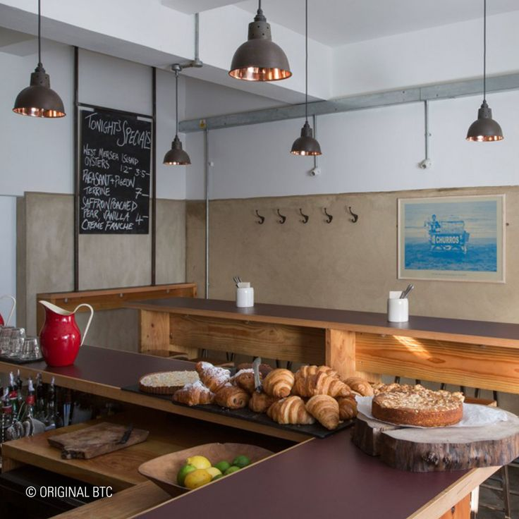 Red Deer Architects have used our bespoke lighting in this wonderfully quirky interior for Peckham Refreshment Rooms. The perfect spot for you to enjoy seasonal European cuisine