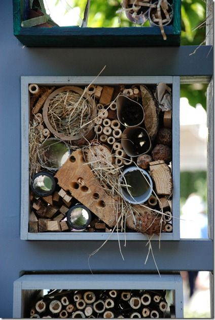 DIY : Insect hotel