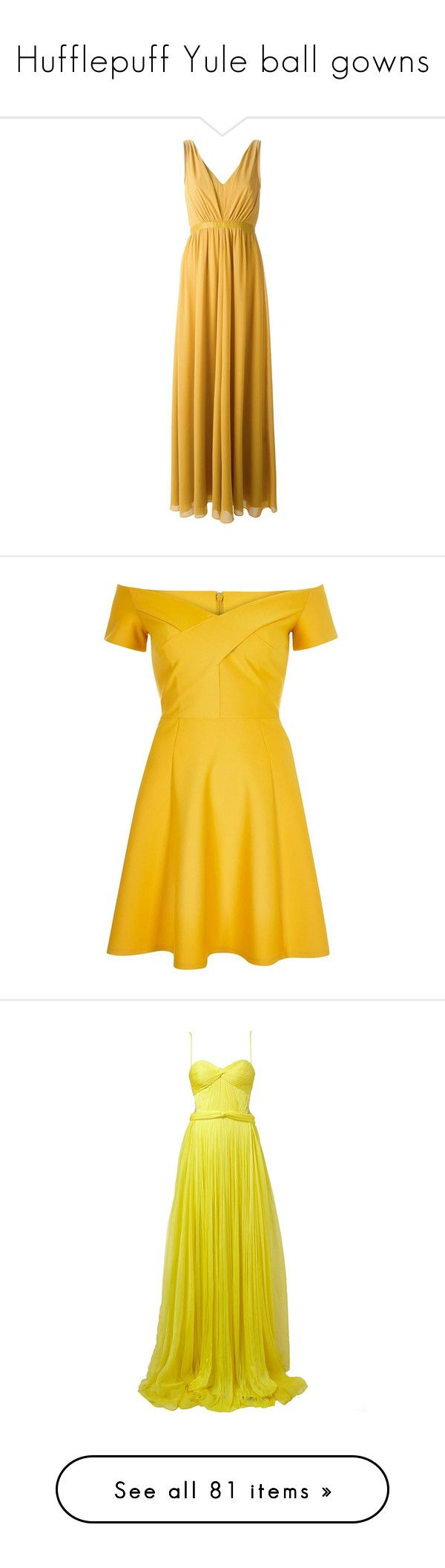 Pale yellow dresses for sale