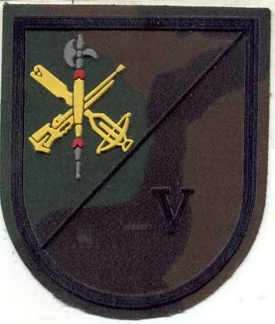 "V Bandera de la Legión ""Gonzalo de Córdoba"""