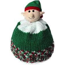 DMC Top This Yarn Elf Hat