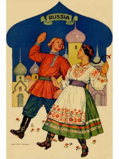 Truths Russian Language Russian Art 9