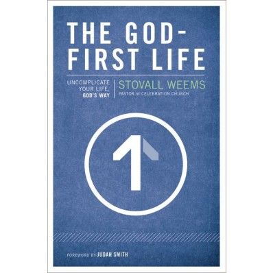 Book Review: The God-First Life by Stovall Weems How to put God first in everything you do. #faith #books #God