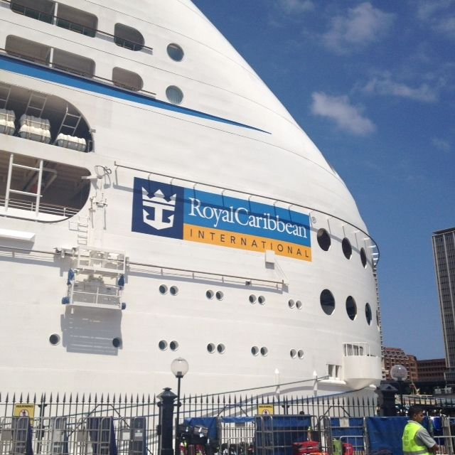 Royal Caribbean Voyagers of the Seas