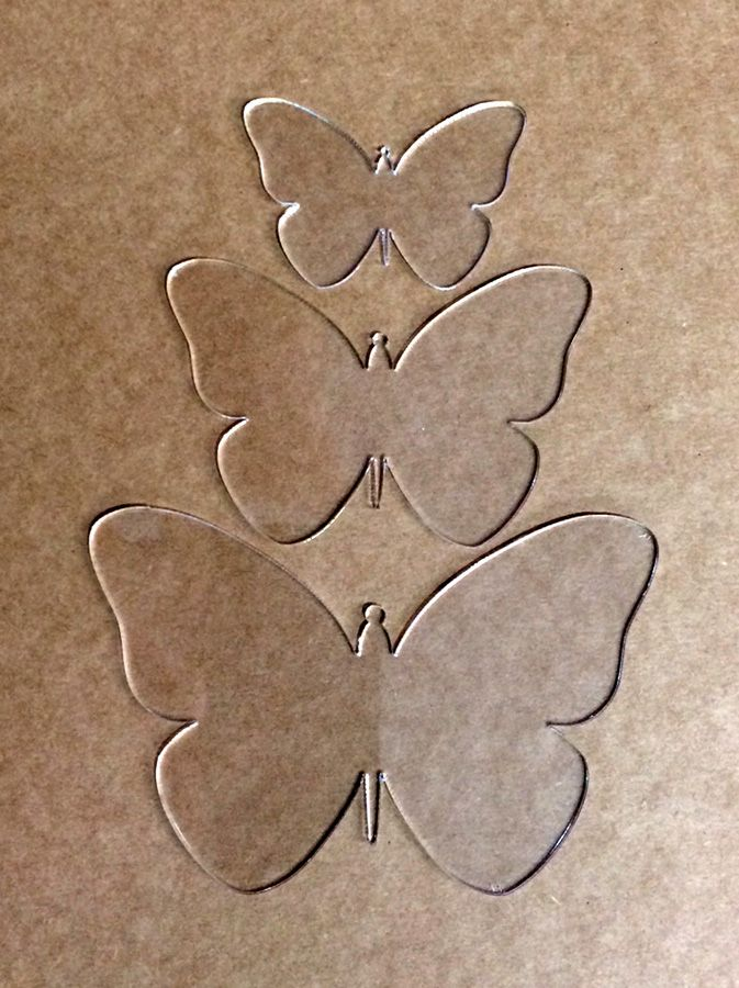 64 Best Butterfly Party Images On Pinterest | Butterfly Template