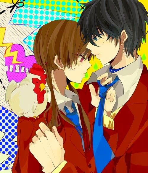 59 Best Anime Couples Images On Pinterest