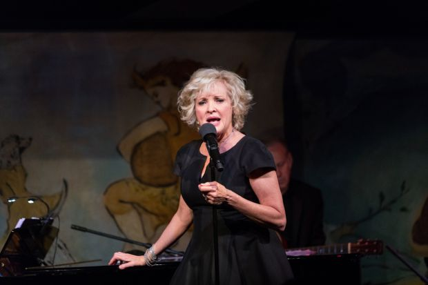 Christine Ebersole stars in After the Ball at Café Carlyle.