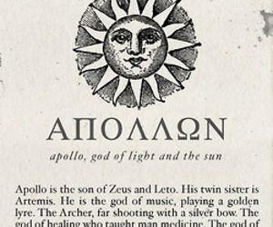 greek quotes mythology | Apollo