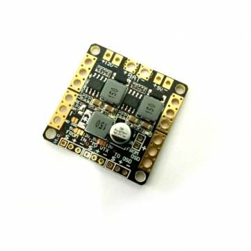 CC3D NAZE32 F3 Power Distribution Board PDB With Filter BEC Output 5V 12V 3A for QAV250 Sale - Banggood Mobile