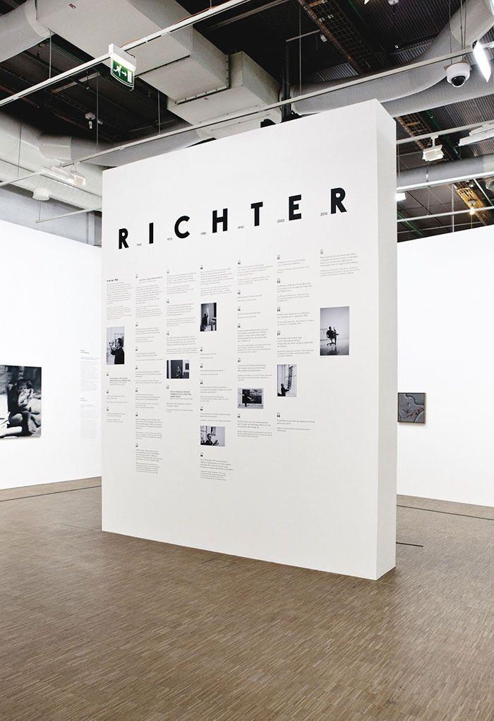 Centre Pompidou-Paris exposition - Gerhard Richter - Les Graphiquants