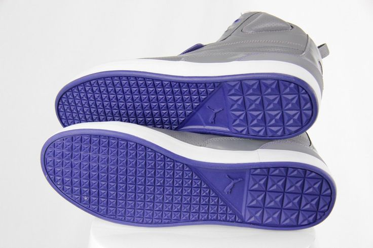 Puma Basketball Shoes Men's Suburb Mid Style Sizes 8 9 10 11 12 13 | eBay