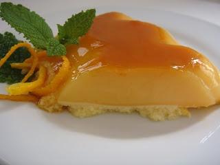 Como Hago, Receta Colombiana de Postre de Gelatina de Naranja