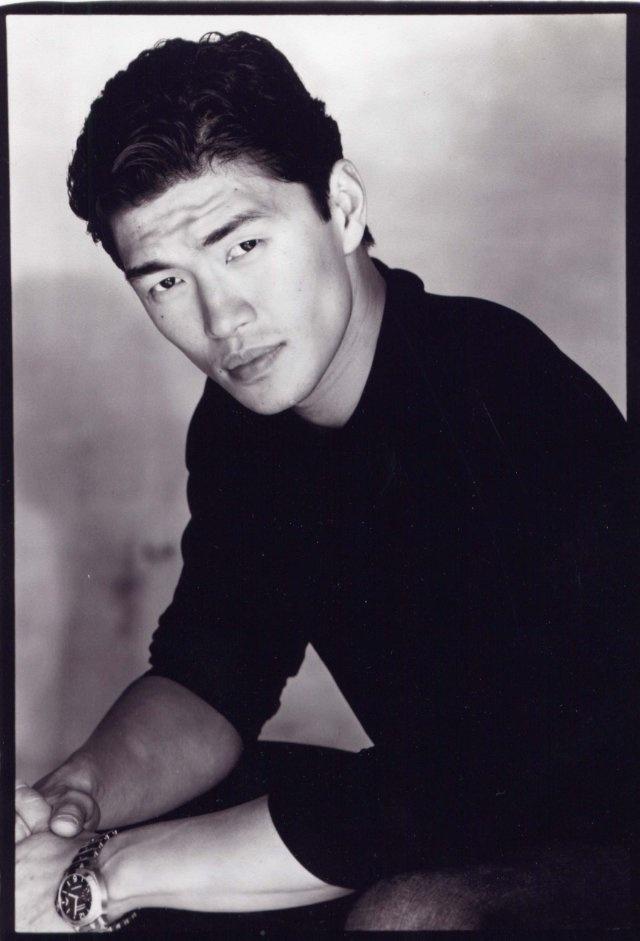 Rick Yune - OK so he played a Bond villain but he is still frickin CUTE!