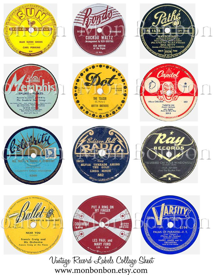 13 best vintage record labels images on pinterest for Classic house labels
