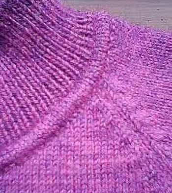 TEJIENDO A DOS AGUJAS: Como tejer cuellos impecables Visitar tejiendoadosagujas.blogspot.com.br