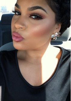 Donita. Read this lol   Party Makeup Tips for Black Women