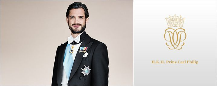 H.R.H. Prince Carl Philip Carl Philip Edmund Bertil, Prince of Sweden, Duke of Värmland, was born on 13 May 1979.  He is the second oldest child of King Carl XVI Gustaf and Queen Silvia.  Prince Carl Philip and Sofia Hellqvist's engagement was announced on 27 June 2014.  The wedding took place on 13 June 2015 in the Royal Chapel at the Royal Palace of Stockholm. Sofia lives on Djurgården in Stockholm with Prince Carl Philip.