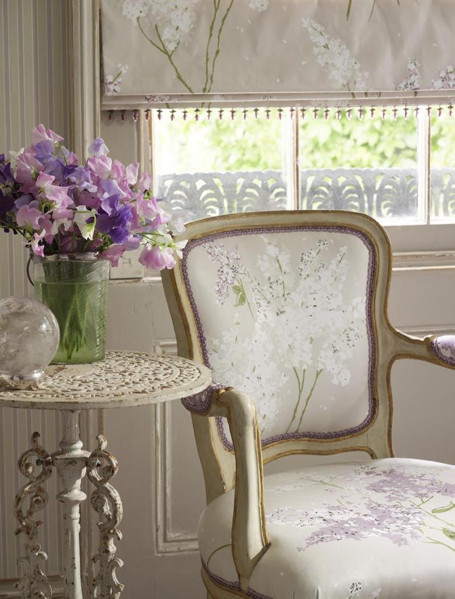 BARRINGTON by Nina Campbell from the Montacute fabric collection
