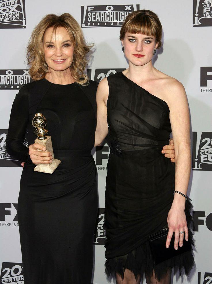 Jessica Lange and daughter Hannah Jane Shepard