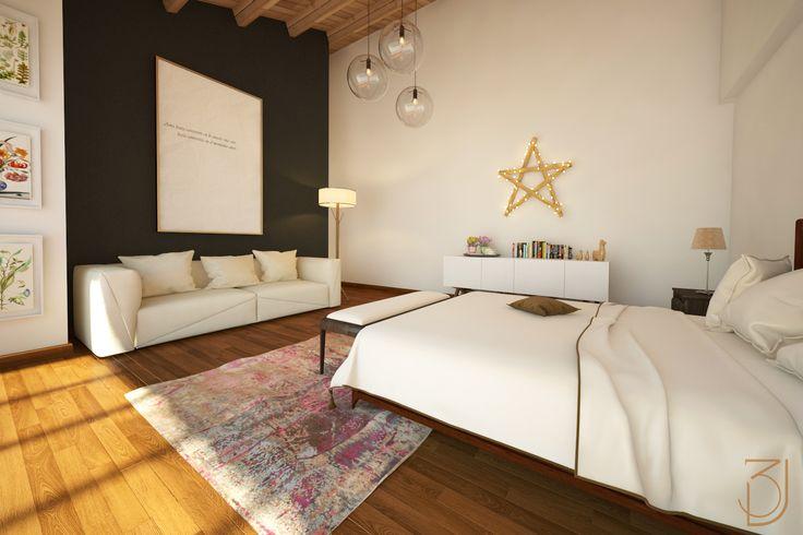 habitación- Casa Bogotá