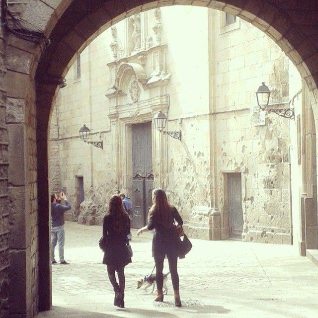 Sant Felip Neri - Barcelona, Spain
