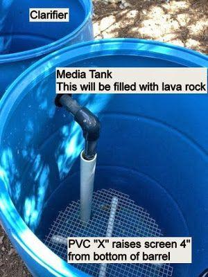 Farm Natters: DIY Duck & Goose & Dog Pond Filter system