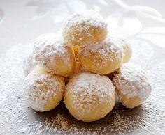 Wunderbare Vanille - Butterbusserl schmecken nach mehr und sind sehr beliebt in der Advent- und Weihnachtszeit. Ein süßes Rezept zum Nachbacken.
