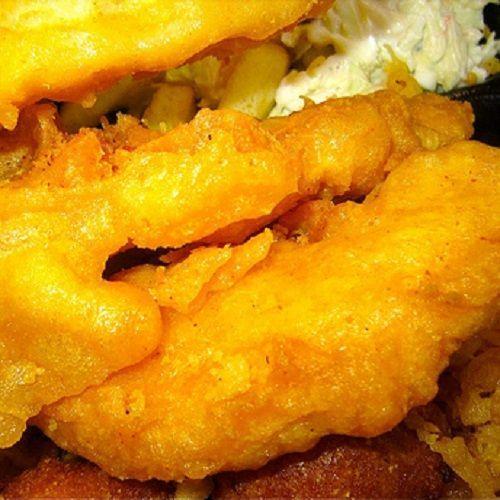 Secret copycat restaurant recipes long john silver s for Battered fish recipe