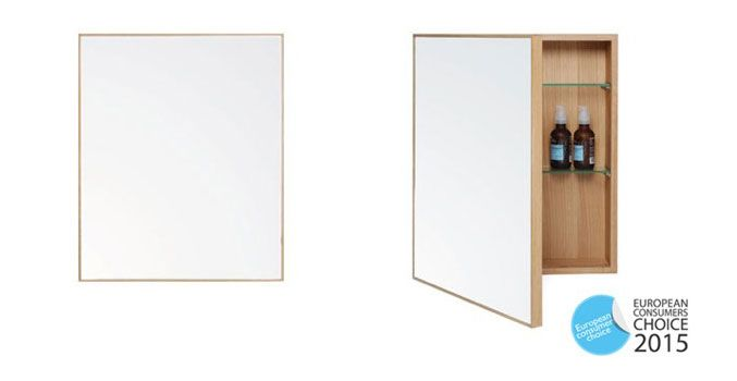 slimline cabinet 550 by Wireworks UK