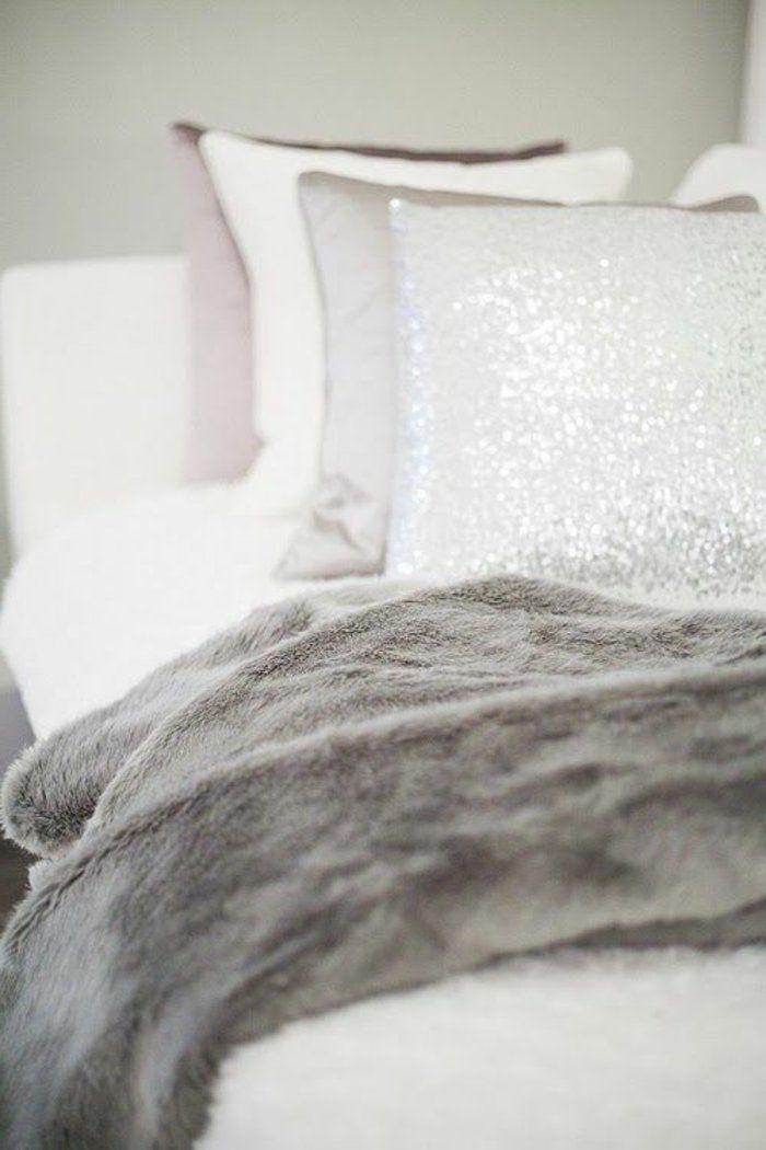 oltre 25 fantastiche idee su plaid fausse fourrure su. Black Bedroom Furniture Sets. Home Design Ideas