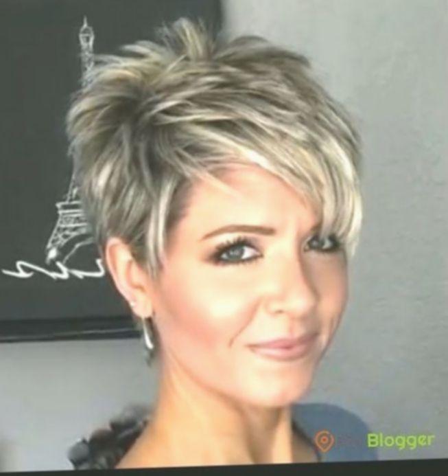 11 Cute Hairstyles Easy Short Hair Short Sassy Haircuts Short Hair Styles Thick Hair Styles